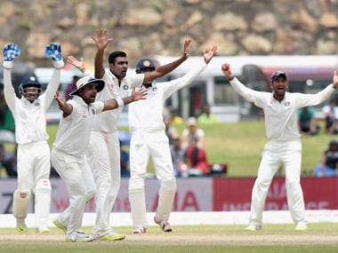 Sri Lanka vs India 3rd Test day 1 as it happened: Rains play spoilsport after Sri Lanka reduce India to 50/2