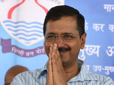 A major share of credit for success of AAP in Delhi polls goes to media: Kejriwal