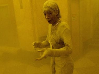 'Dust Lady' Marcy Borders from iconic 9/11 photograph dies of cancer
