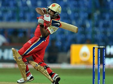 CRICKET-IND-CLT20-ROYAL CHALLENGERS BANGALORE-SOMERSET