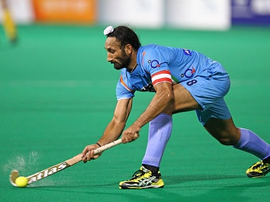 File picture of Sardar Singh. Getty
