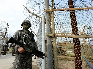 North, South Korea and UN Command hold first talks on demilitarising border at Panmunjom
