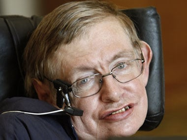 File image of Stephen Hawking. Reuters