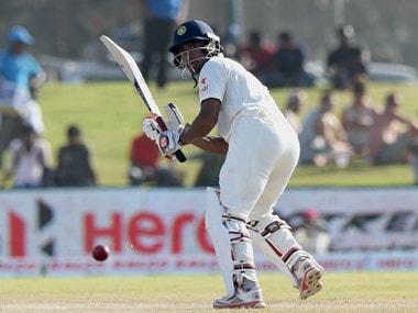 File picture of Wriddhiman Saha. AFP