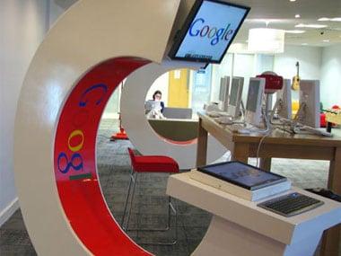 google office space. Google Office Space N