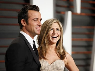 Jennifer Aniston marries long-time boyfriend Justin Theroux in Los Angeles