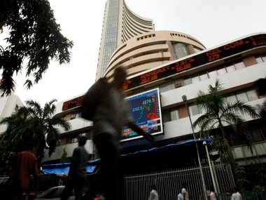 Sensex climbs 134 pts ahead of macro data; Rupee gains 21 paise against dollar in early trade