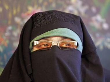 File photo of Asiya Andrabi. Reuters