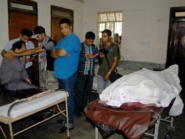 Bangladeshi blogger Ananta Bijoy Das was killed in 2015. AFP