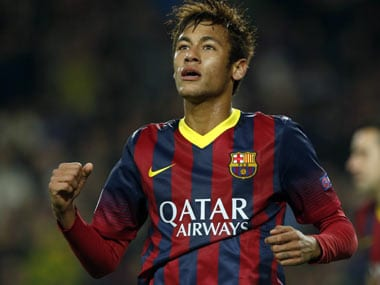 File picture of Neymar. Reuters