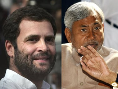 Nitish Kumar asks Rahul Gandhi to stop defending 'tainted' Lalu Prasad Yadav family, asks to clarify stand on RJD