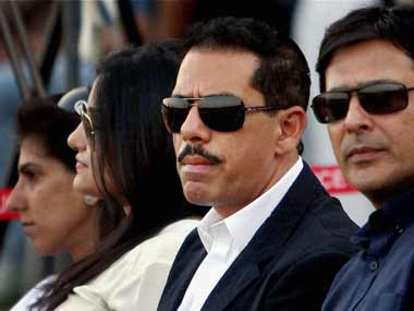 Robert Vadra gets his wish, govt takes him off no-frisking list at domestic airports