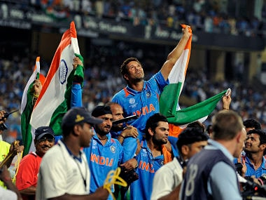 Nine years on from the historic day at Mumbais Wankhede Stadium: Rank your favourite India moment from World Cup 2011