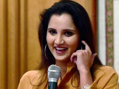 Sania Mirza. PTI