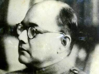 File photo of Netaji Subhash Chandra Bose. Reuters
