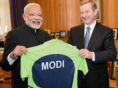 Ireland visit short but its historic, says Prime Minister Narendra Modi in Dublin