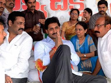Y S Jaganmohan Reddy | Latest News on Y S Jaganmohan Reddy
