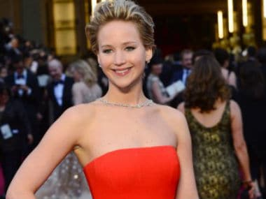 Mean-spirited Jennifer Lawrence criticised after yelling at journalist at Golden Globes