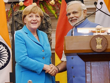 Germany inks 18 pacts with India, announces € 1 bn solar power fund after Modi-Merkel talks