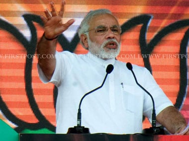 PM Narendra Modi steps up attack on Lalu: How did Shaitan find your address?