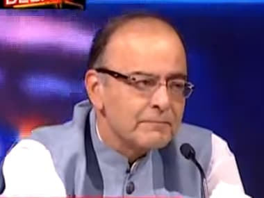 Union Finance Minister Arun Jaitley. YouTube screengrab