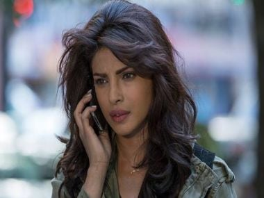 Thank you, Priyanka Chopra, for showing Indian actresses aren't boring in Quantico