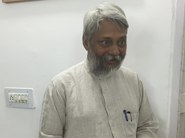 Water will fetch you votes, India's waterman Rajendra Singh tells parties