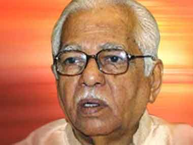 File image of Uttar Pradesh governor Ram Naik. News18