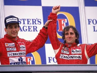 The rivalry, the food, the last supper: Fascinating life of man who cooked and cared for Senna and Prost