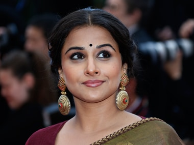 National Award was given by nation and not govt, wont return it, says Vidya Balan