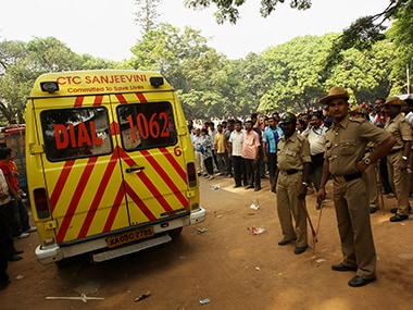 Karnataka woman inspector injured while chasing down goons in Kalaburagi, recommended for CM's medal