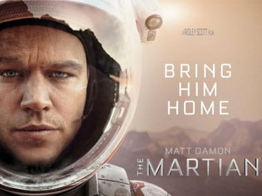 The Martian Review Despite Being A Fanatsy This Ridley Scott Film