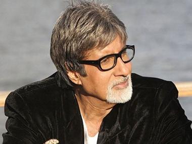 Amitabh Bachchan. Image courtesy: IBNLive