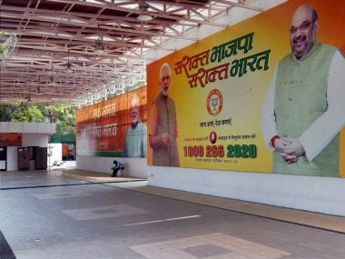 With West Bengal and Uttar Pradesh Assembly polls to come, the future looks tense for the BJP