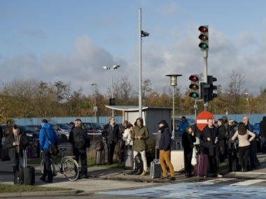 Copenhagen airport terminal reopened after evacuation following bomb scare