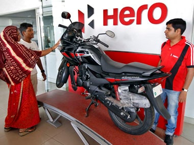 Hero MotoCorp Q4 net plunges over 24% to Rs 730 cr; total income from operations dips to Rs 8,049 cr