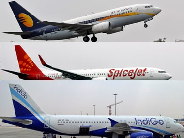 Indias domestic air traffic log 20% growth in December last year, SpiceJet leads pack