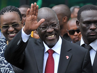 President John Magufuli  scraps Tanzania Independence Day celebration for clean-up campaign