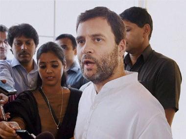 Feuds within Mumbai Congress surface ahead of Rahul Gandhis visit