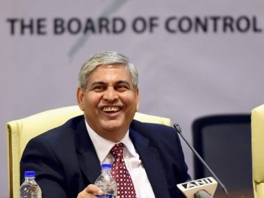 BCCI AGM: Shashank Manohar aims to enact sweeping reforms; N Srinivasans ICC future in doubt