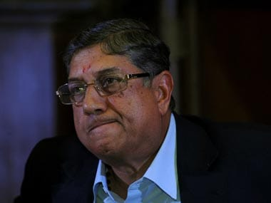 Thank you, Mr Srinivasan, for being so perfectly villainous