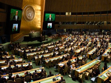 New York prepares for Super Bowl of security as dignitaries arrive for UN General Assembly