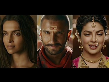 Filmfare Awards 2016: 'Bajirao Mastani' sweeps away majority