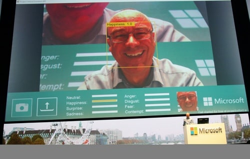 Microsofts Project Oxford gets emotional: A new tool can detect emotions in photos