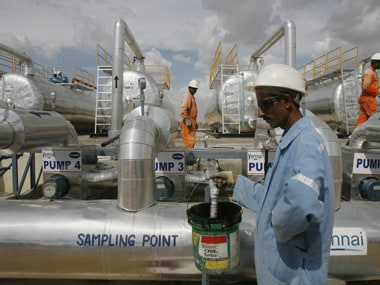 Cairn India reports 4% drop in oil and gas output in Jul-Sep quarter