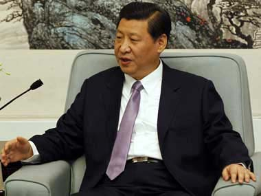 File image of Chinese president Xi Jinping. Reuters