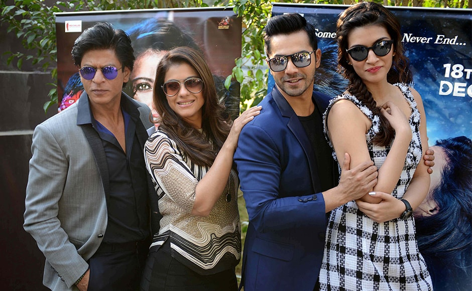 In Dilwale Movie Download