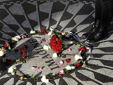 Tributes still pour in for John Lennon. AP