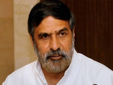 File image of Anand Sharma. PTI