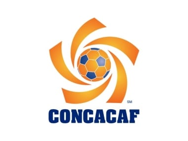 The CONCACAF official logo. AFP